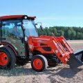Kioti 4010 traktor