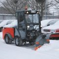 Hako Citymaster 600 vinter
